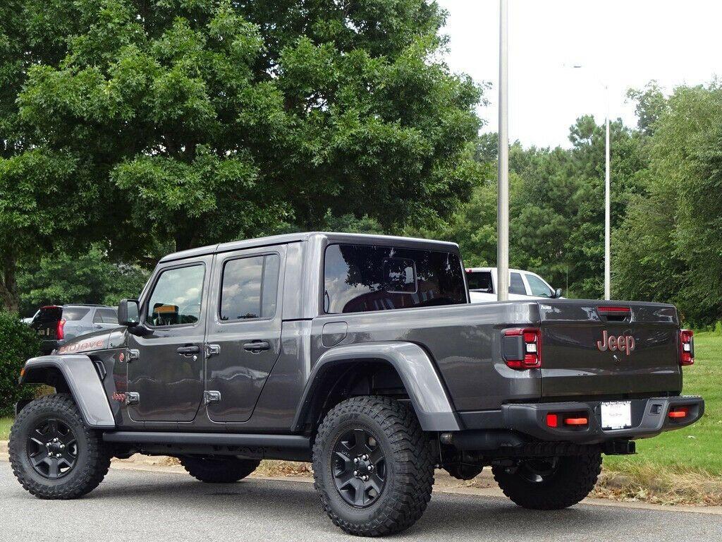 2020 Jeep Gladiator Mojave 4×4