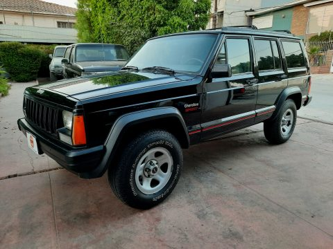 1994 Jeep Cherokee na prodej