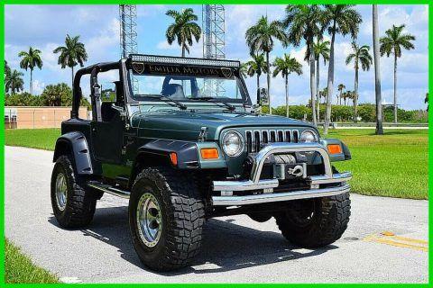 2000 Jeep Wrangler Sport na prodej