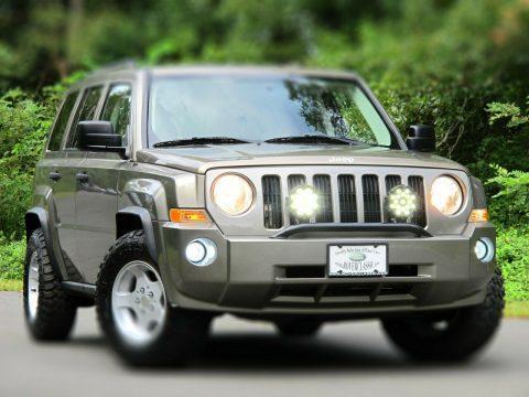 2008 Jeep Patriot Sport na prodej