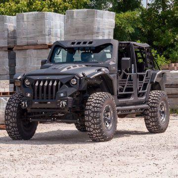 2011 Jeep Wrangler Sport Custom na prodej