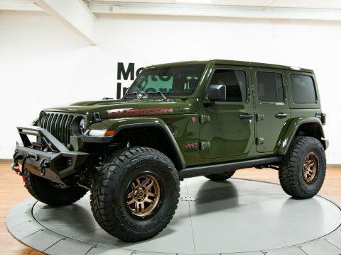 2020 Jeep Wrangler JL na prodej