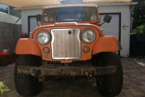 1974 Jeep Renegade na prodej