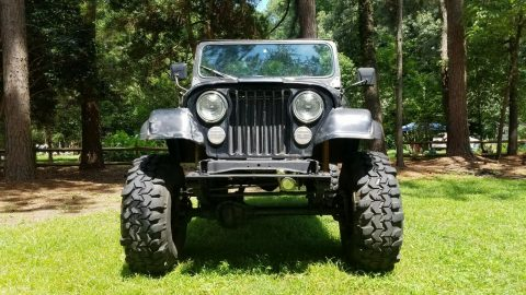 1986 Jeep CJ na prodej