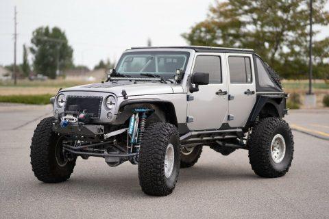 2015 Jeep Wrangler Rubicon na prodej