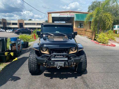 2017 Jeep Wrangler na prodej