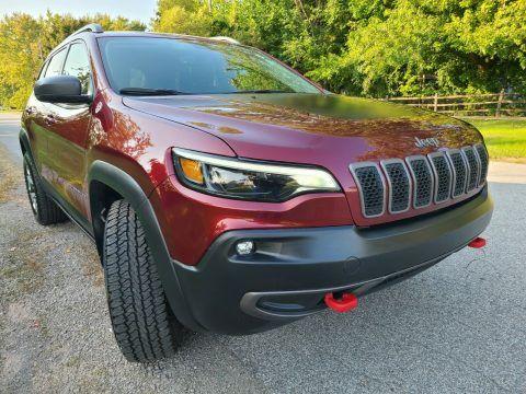 2019 Jeep Cherokee Trailhawk 4WD na prodej