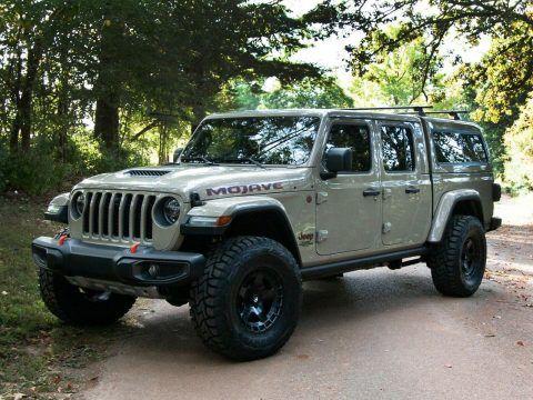 2020 Jeep Gladiator Mojave Ozark Mountain Edition na prodej