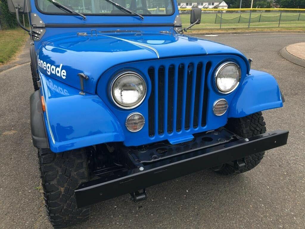 1977 Jeep CJ7 Renegade