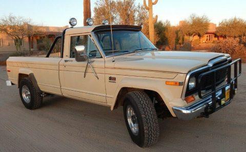 1979 Jeep J20 na prodej