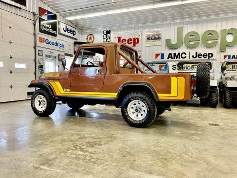 1981 Jeep Scrambler CJ8 na prodej