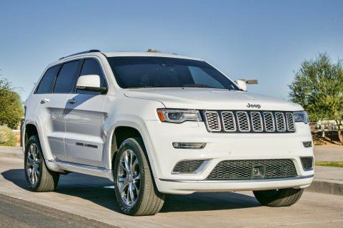 2019 Jeep Grand Cherokee na prodej