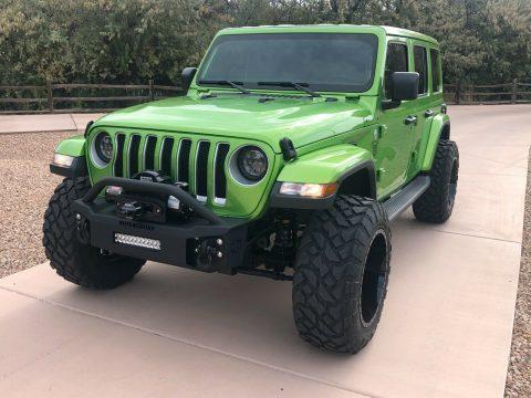 2020 Jeep Wrangler na prodej