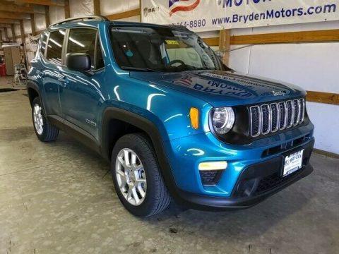 2020 New Jeep Renegade Sport na prodej