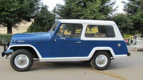 1967 Jeep Jeepster Commando na prodej