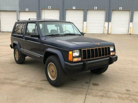 1989 Jeep Cherokee na prodej