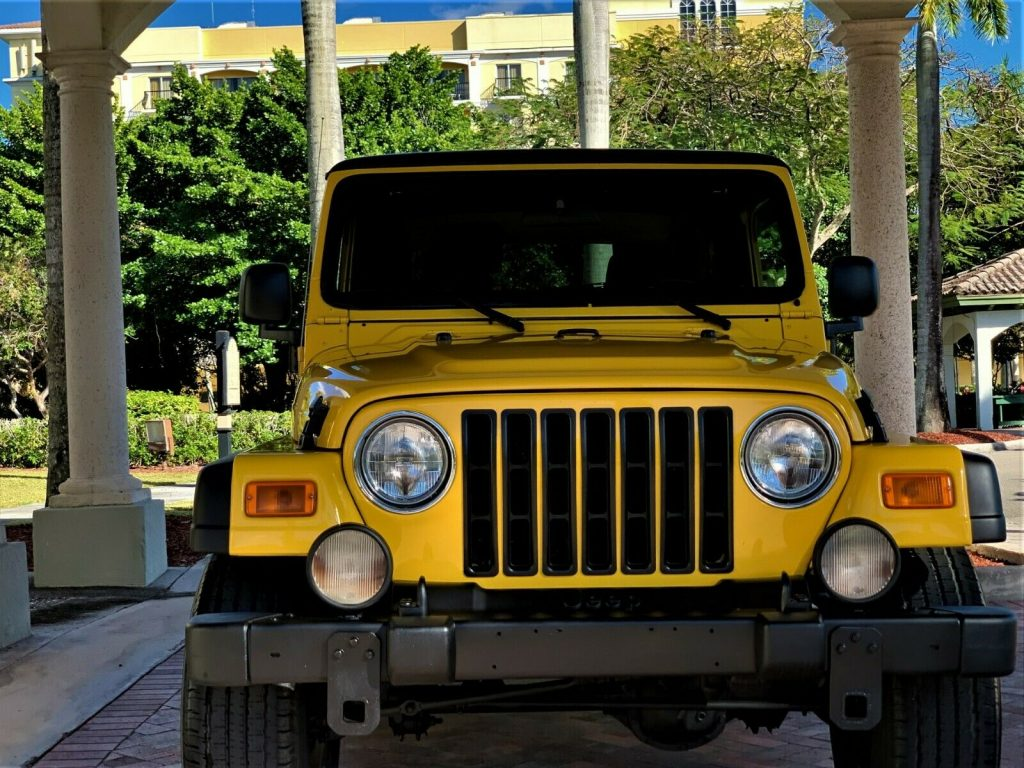 2006 Jeep Wrangler Unlimited  NO RUST 4×4
