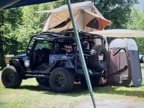 2012 Jeep Wrangler SPORT na prodej