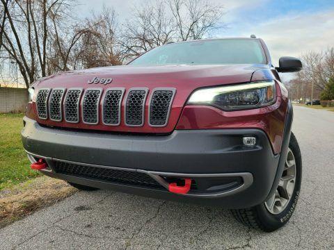 2020 Jeep Cherokee Trailhawk 3.2L V6 na prodej