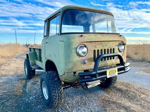 1957 Jeep FC170 na prodej