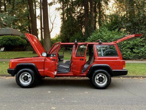 1998 Jeep Cherokee XJ 4X4 na prodej