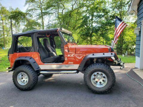 2006 Jeep Wrangler X na prodej