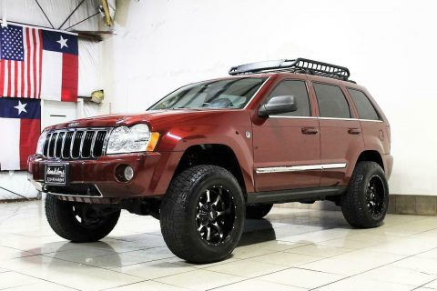 2007 Jeep Grand Cherokee Limited Lifted 4X4 DIESEL na prodej