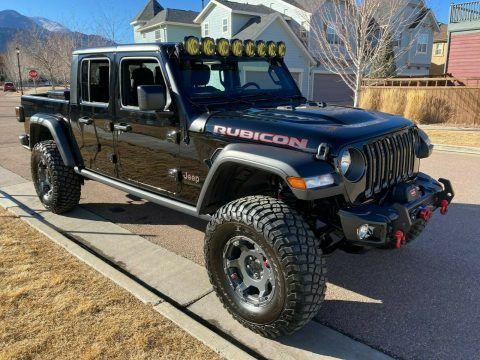 2020 Jeep Gladiator RUBICON na prodej