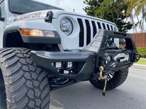 2021 Jeep Gladiator na prodej
