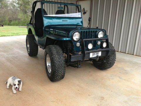 1946 Willys Jeep CJ 2A na prodej