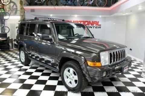2006 Jeep Commander 4dr Limited 4WD na prodej