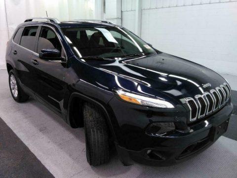 2016 Jeep Cherokee Latitude na prodej