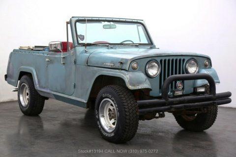 1967 Jeep Commando na prodej