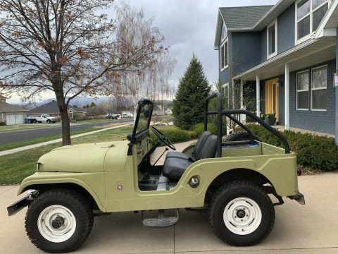 1968 Jeep CJ5 na prodej