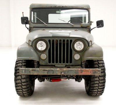 1972 Jeep Military na prodej