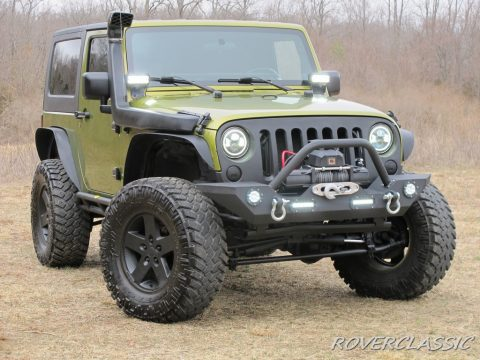 2007 Jeep Wrangler RUBICON na prodej
