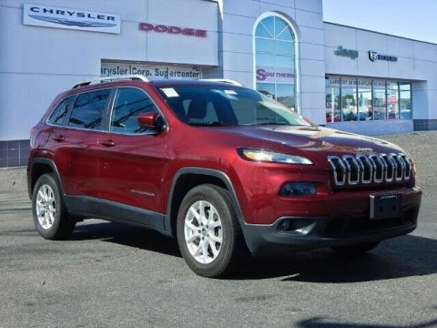 2018 Jeep Cherokee Latitude Plus na prodej