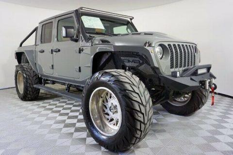 2020 Jeep Gladiator Sport na prodej