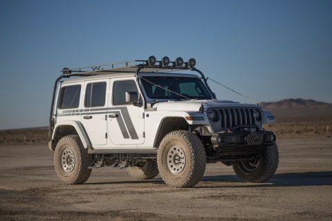 2020 Jeep Wrangler Rubicon na prodej