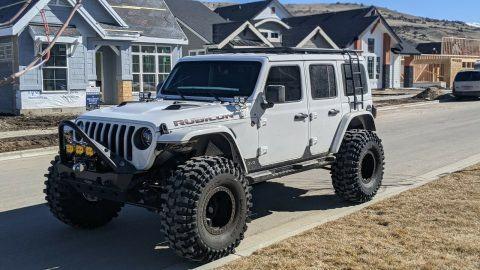 2021 Jeep Wrangler RUBICON na prodej