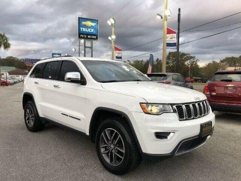 2017 Jeep Grand Cherokee Limited na prodej