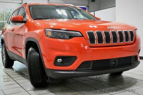 2021 Jeep Cherokee FWD na prodej