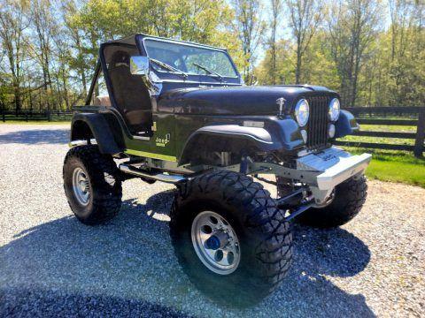1980 Jeep CJ Limited na prodej