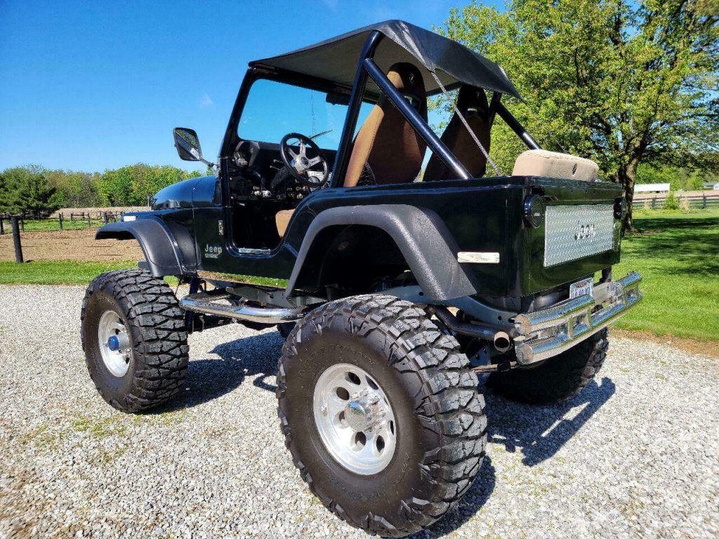 1980 Jeep CJ Limited