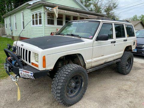 1997 Jeep Cherokee Country na prodej