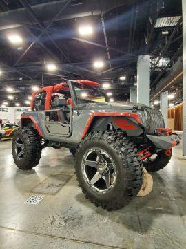 2013 Jeep Wrangler Beach EDITION na prodej
