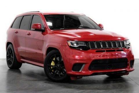 "2018 Jeep Grand Cherokee Trackhawk 797whp Panoramicsunroof 20"" Wheels na prodej"