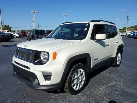 2019 Jeep Renegade Latitude na prodej