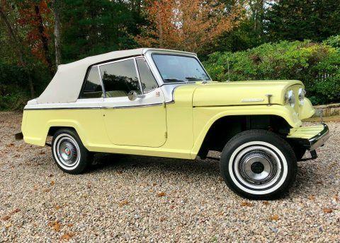 1967 Jeep Jeepster na prodej
