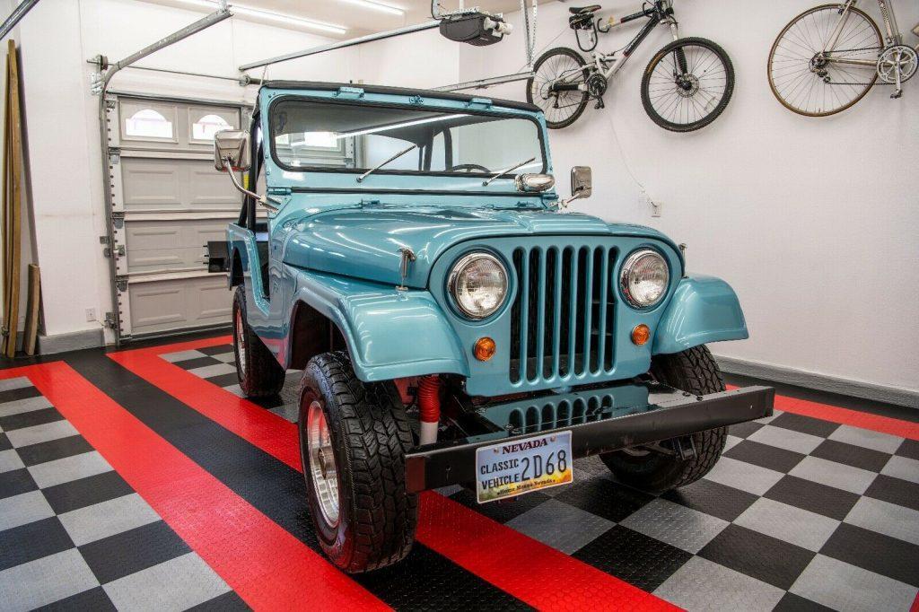 1968 Jeep CJ
